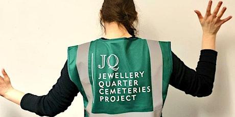 Grave Gardeners - Jewellery Quarter Cemeteries tickets