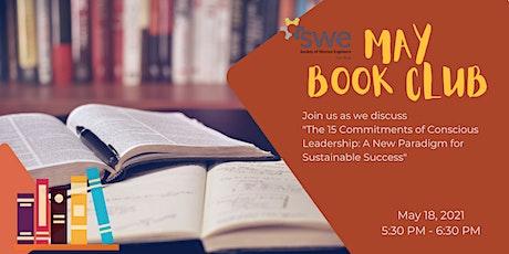 May 2021 SWE- San Diego Book Club tickets