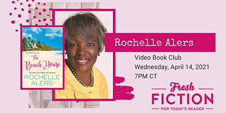 Video Book Club with Author Rochelle Alers tickets