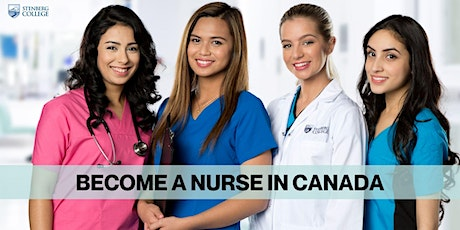 Philippines: Becoming a Nurse in Canada – Free Webinar: April  28, 1 pm tickets