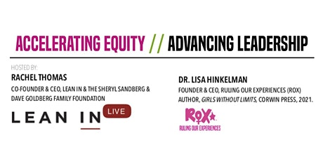 Accelerating Equity // Elevating Leadership tickets