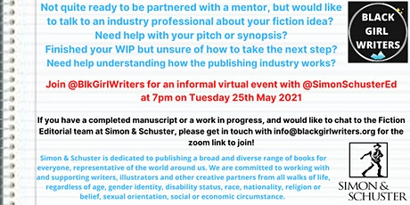 Manuscript Surgery with Simon & Schuster! PART TWO tickets