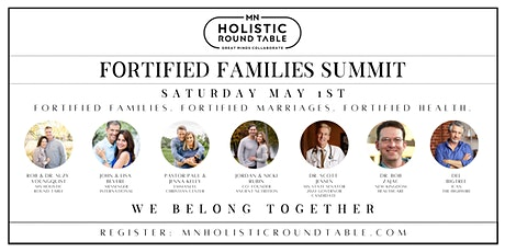 MN Holistic Round Table Spring 2021 Summit: Fortified Families tickets