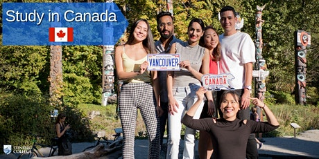 Philippines: Study in Canada – General Info Session: April 28, 4 pm tickets