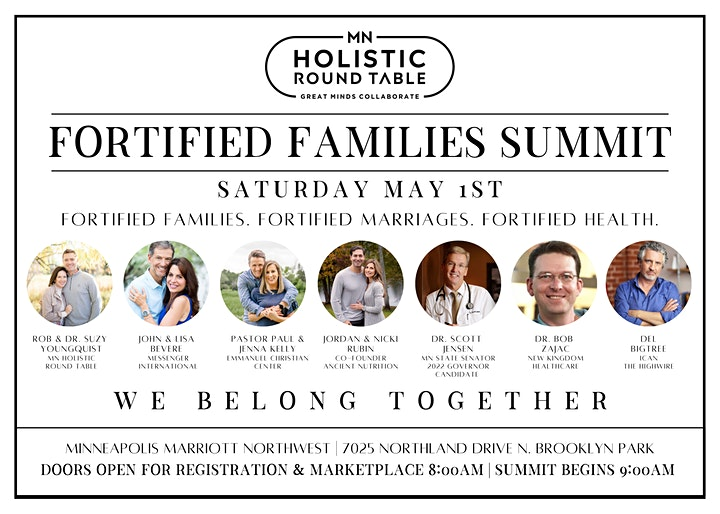 MN Holistic Round Table Spring 2021 Summit: Fortified Families image