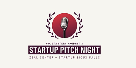 Virtual Startup Pitch Night - Sponsored by Falls Angel Fund Tickets
