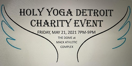Holy Yoga Detroit Charity Event tickets