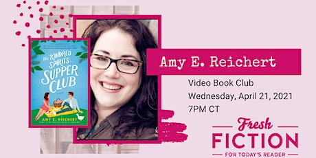 Video Book Club with Author Amy E. Reichert tickets