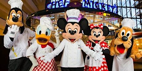 Cooking Camp: Disney Kitchen Magic theme tickets