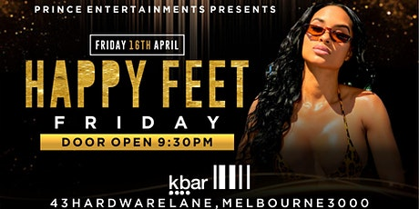 Happy Feet Fridays  - FREEDOM Night tickets