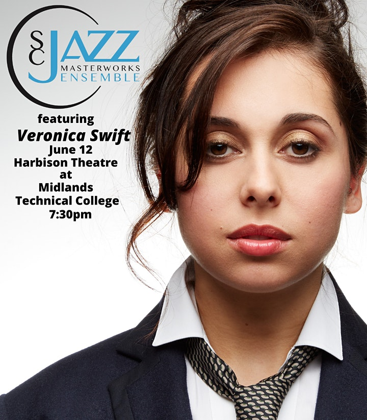 SC Jazz Masterworks Ensemble Featuring Veronica Swift image