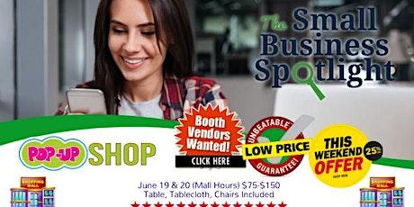 Small Business Weekend Pop-Up Shop tickets