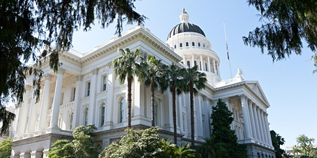 California Legislative Advocacy 101: a free webinar for community activists tickets
