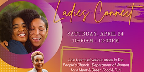 Ladies Connect tickets