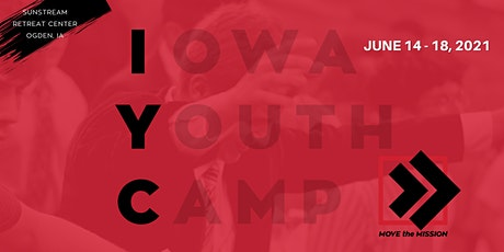 Iowa Youth Camp - Move the Mission tickets