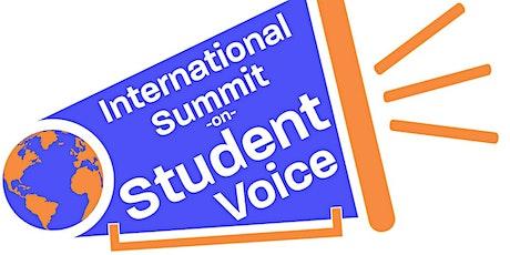 2021 International Summit on Student Voice tickets