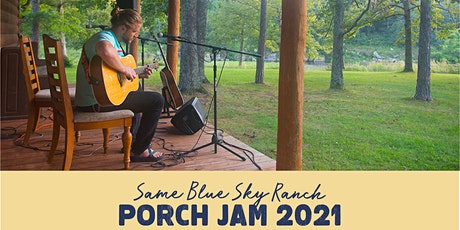 Porch Jam 2021 tickets