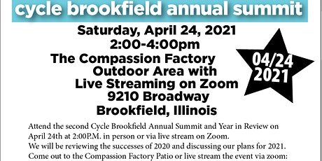 Cycle Brookfield Second Annual Summit tickets