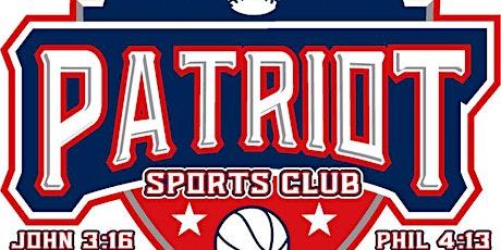 Spring 2021 RDC Patriot Club 3x3 Open tickets