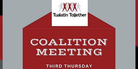 Tualatin Together Monthly Coalition Meeting tickets