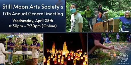Still Moon Arts Society's 17th Annual General Meeting tickets