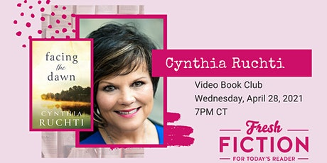 Video Book Club with Author Cynthia Ruchti tickets