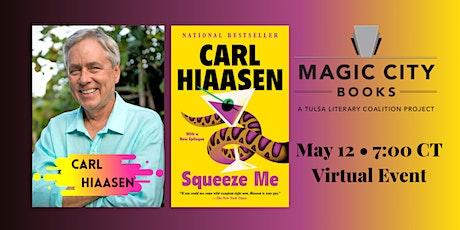 Florida Funnies with Carl Hiaasen tickets