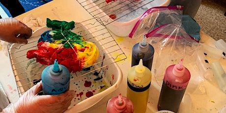 Do It Yourself TIE DYE with Nikki - FOR ADULTS tickets