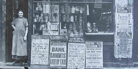 VOICES FROM BRICK LANE'S JEWISH PAST tickets