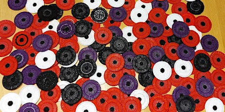JQ Poppies Project - Dog tag stamping workshop tickets