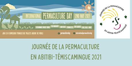 Journée de la permaculture en Abitibi-Témiscamingue 2021 billets