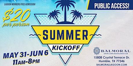 Summer Kickoff tickets