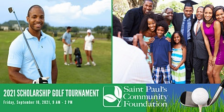 2021 SPCF Scholarship Golf Tournament tickets