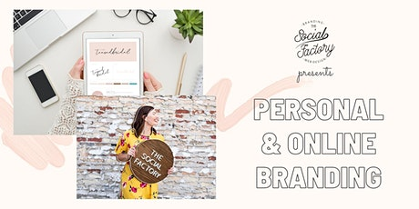 Personal & Online Branding tickets