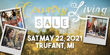 Country Living Sale tickets