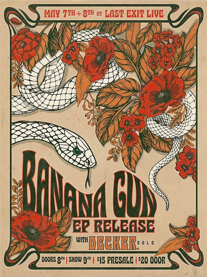 Banana Gun - EP Release Show image