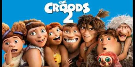 Movie Night: The Croods 2 tickets