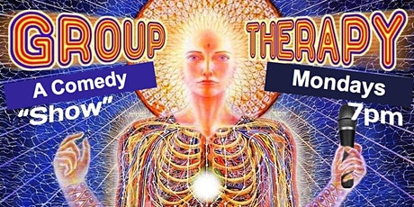 Group Therapy Comedy Outdoor Show at Alewife tickets