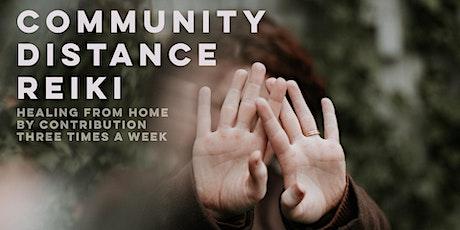 Community Distance Reiki tickets