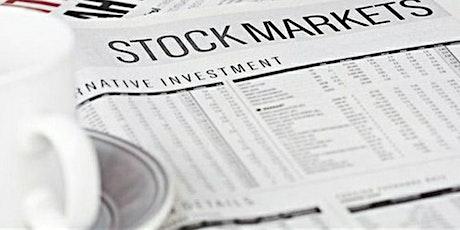 Virtual  Investing Basics Class tickets