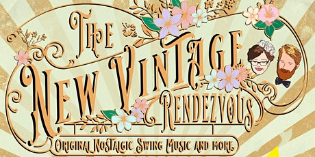 The Old Married Couple band - New Vintage Rendezvous live in Melbourne tickets
