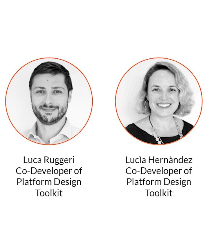The 2-DAY ONLINE PLATFORM DESIGN SPRINT - Design your Platform image