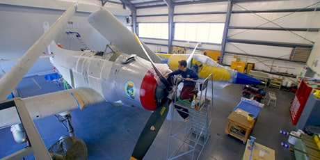 Making History Soar: Secrets of Historic Aircraft Restoration LIVE! tickets