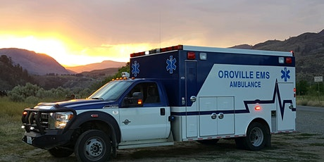 First Aid CPR/AED in Oroville, WA tickets