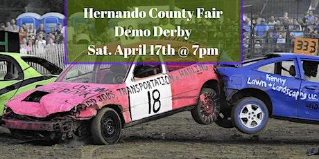 Demolition Derby tickets