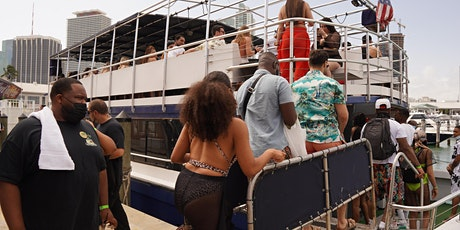 #1 HIP HOP BOAT PARTY BOOZE CRUISE IN MIAMI tickets