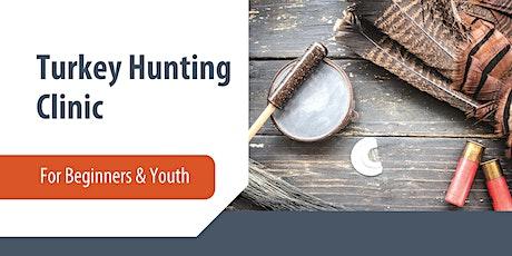 Beginner & Youth Turkey Hunting Clinic - Salt Lake City tickets