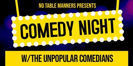 The Unpopular Comedians tickets