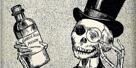 The Darker Side of Plants - Malevolent Medicines tickets