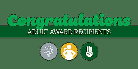 Volunteer Recognitions tickets